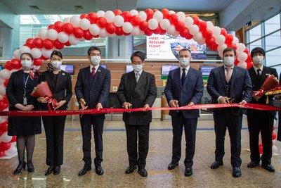 Japan Airlines lance des vols directs entre Moscou Sheremetyevo et l'aéroport de Haneda