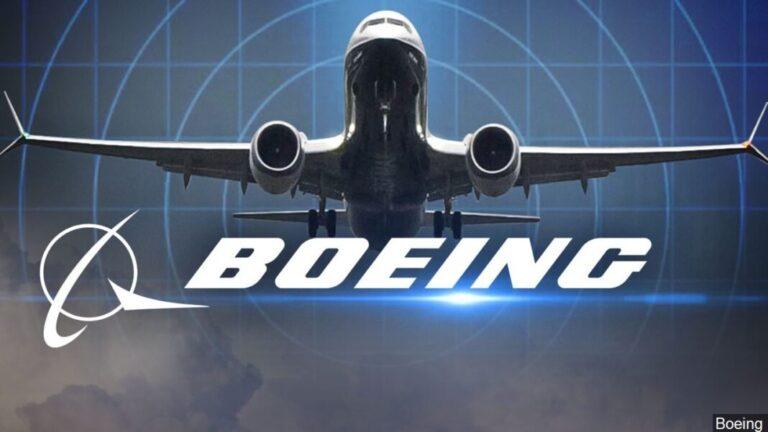 Les revenus de Boeing ont baissé de près de 50% depuis 2018