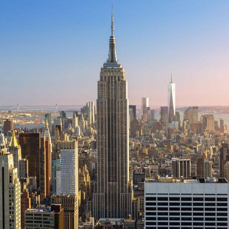 L'Empire State Building fête ses 90 ans