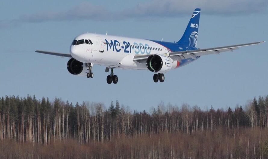La Russie teste avec succès le premier gros avion de ligne post-soviétique de fabrication russe