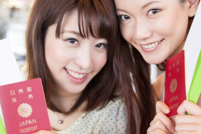 Le Japon a le passeport le plus puissant dans un monde post-pandémique