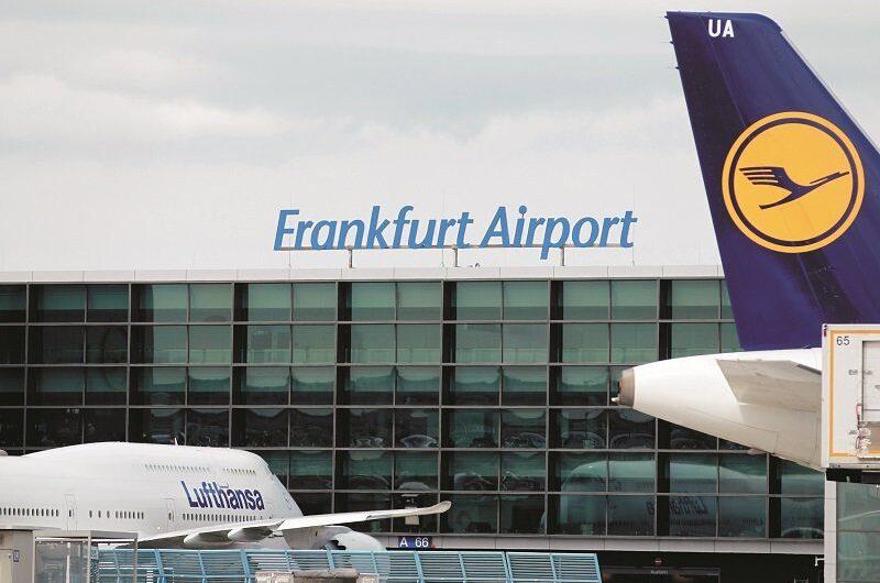 Le trafic passagers reste faible à l'aéroport de Francfort