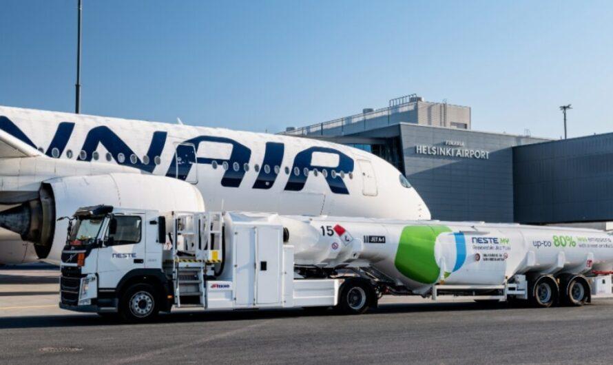 Neste et Finnair présentent une solution de carburant aviation durable pour réduire les émissions liées aux voyages d'affaires