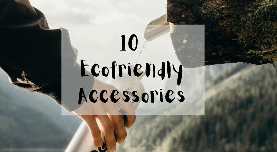 10 accessoires écologiques pour rendre les voyages durables