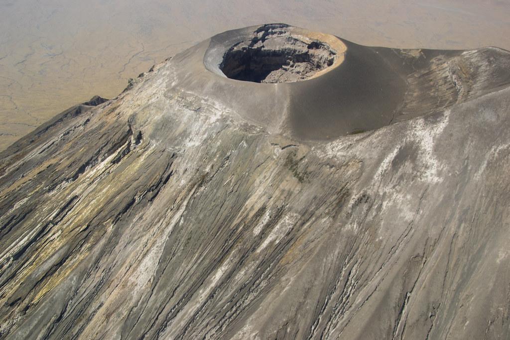 Cratère Ol Doinyo Lengai