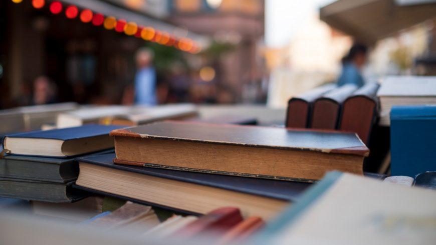 conseils d'achat écologiques, livres d'occasion