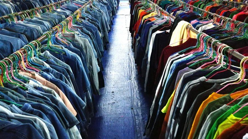 conseils d'achat éco-responsables: brocante