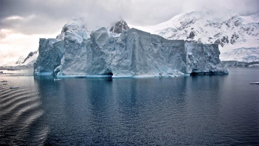L'Antarctique, l'un des endroits susceptibles de disparaître à cause du réchauffement climatique