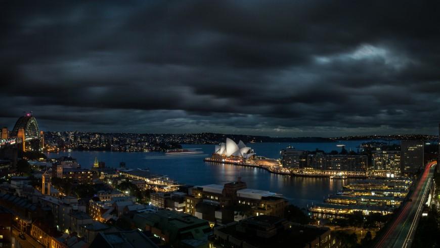 Sidney, l'un des endroits susceptibles de disparaître à cause du changement climatique