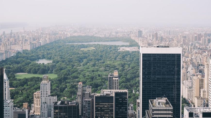 New York, l'un des endroits susceptibles de disparaître à cause du changement climatique