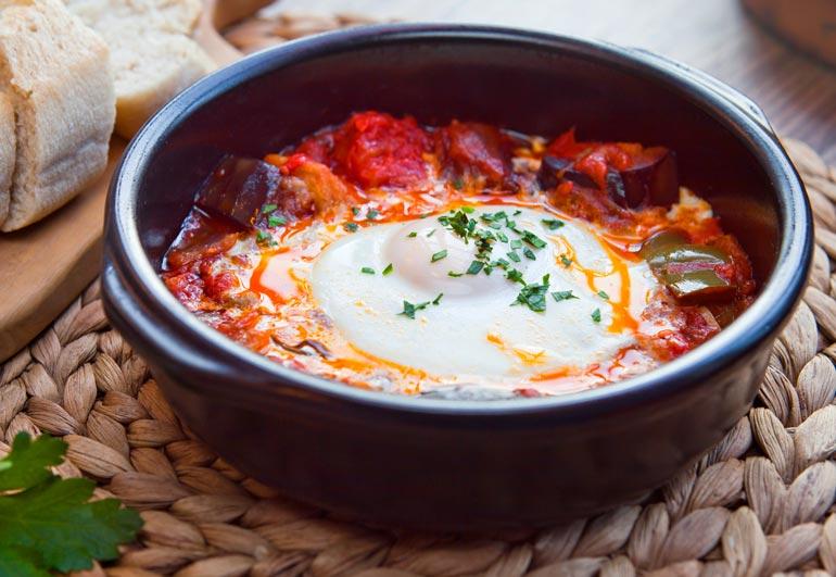 Aliments à essayer en Espagne: Pisto