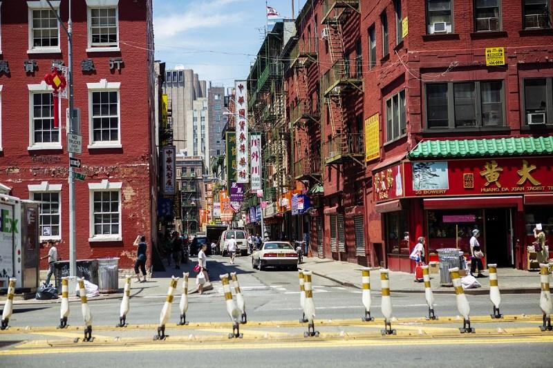 Chinatown NY