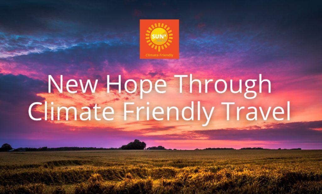 Un nouvel espoir grâce à un voyage respectueux du climat SUNx Malte