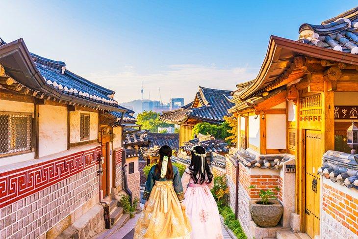 Les bonnes raisons de voyager à Séoul