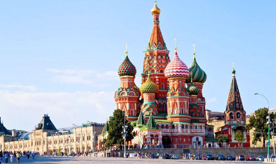 Les bonnes raisons de visiter Moscou