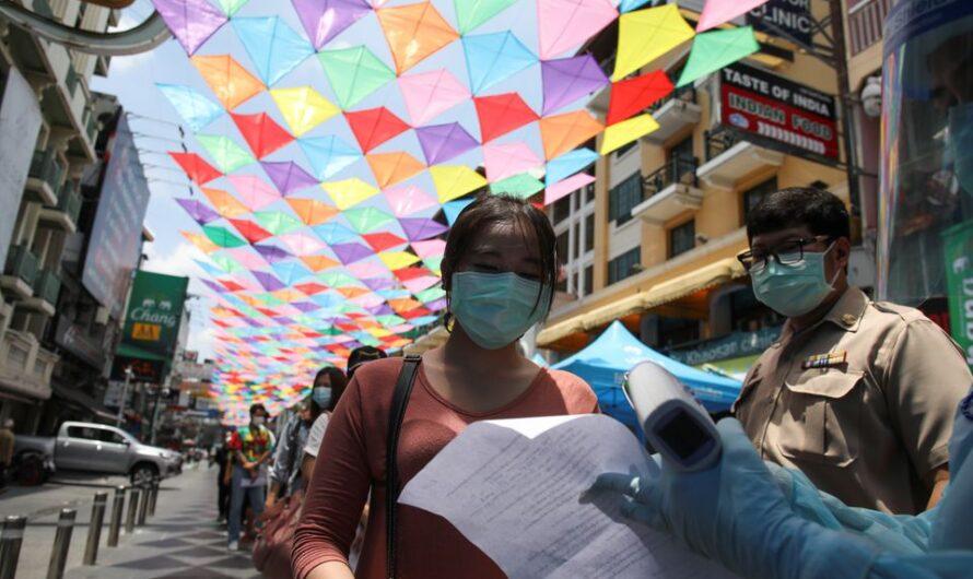 Les nouvelles restrictions surprenantes de COVID en Thaïlande commencent dimanche