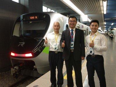 Le nouveau train de banlieue de Taïwan a une petite touche d'Allemagne avec TUV Rheinland