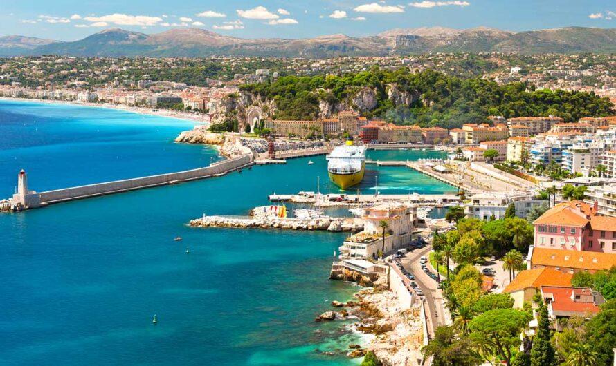 Guide de réservation sans stress pour où séjourner à Nice, en France avec les prix!