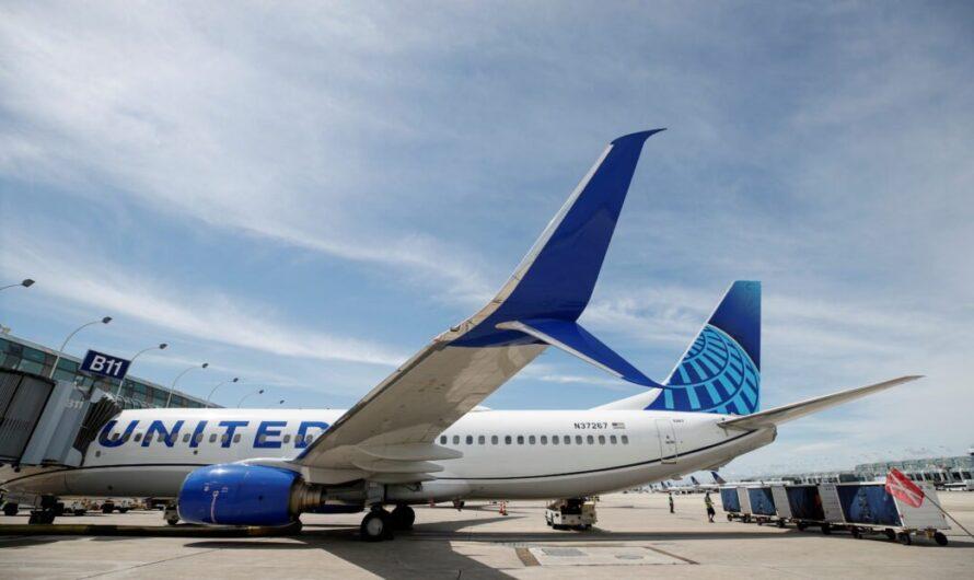 United Airlines ajoute 400 vols au programme de juillet