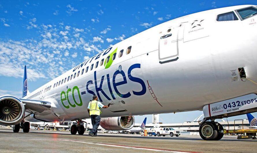 Les compagnies aériennes américaines soutiennent le Sustainable Skies Act