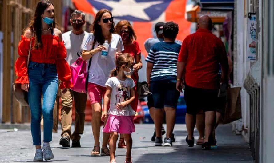 Porto Rico met fin à l'exigence du test COVID-19 négatif pour les voyageurs vaccinés et lève le couvre-feu