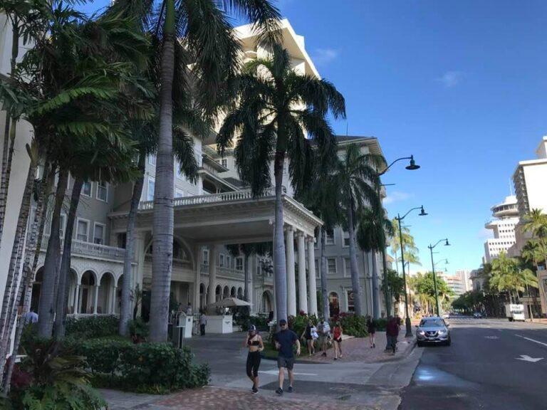Les hôtels d'Hawaï ont enregistré des revenus nettement plus élevés en avril 2021