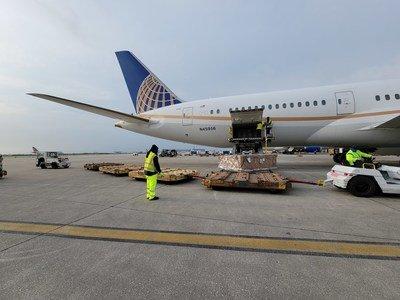 United Airlines étend ses efforts de secours en Inde