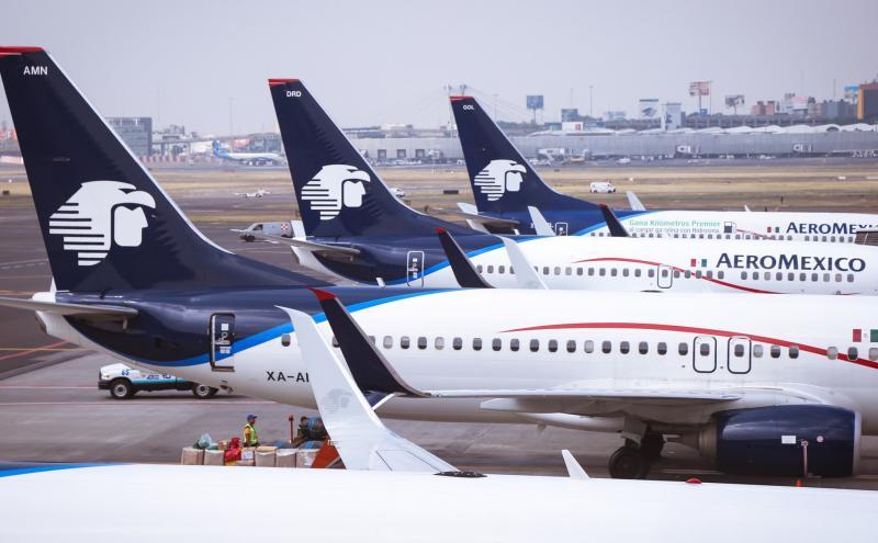 Aeromexico obtient l'approbation du tribunal sur les transactions de sa flotte d'aéronefs