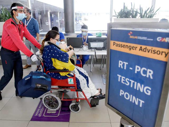 Le coût élevé des tests PCR a un impact négatif sur la récupération des voyages internationaux