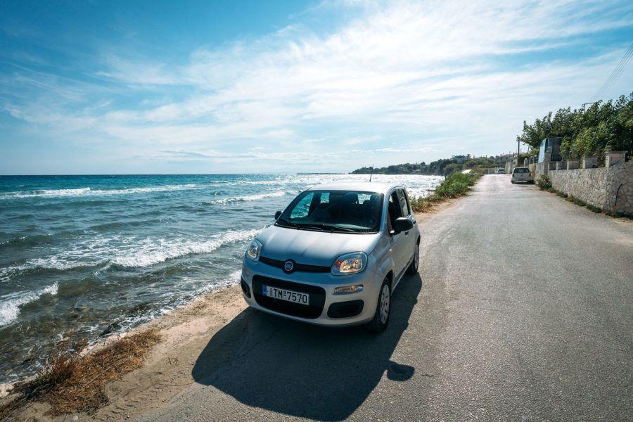 Louer une voiture en Grèce