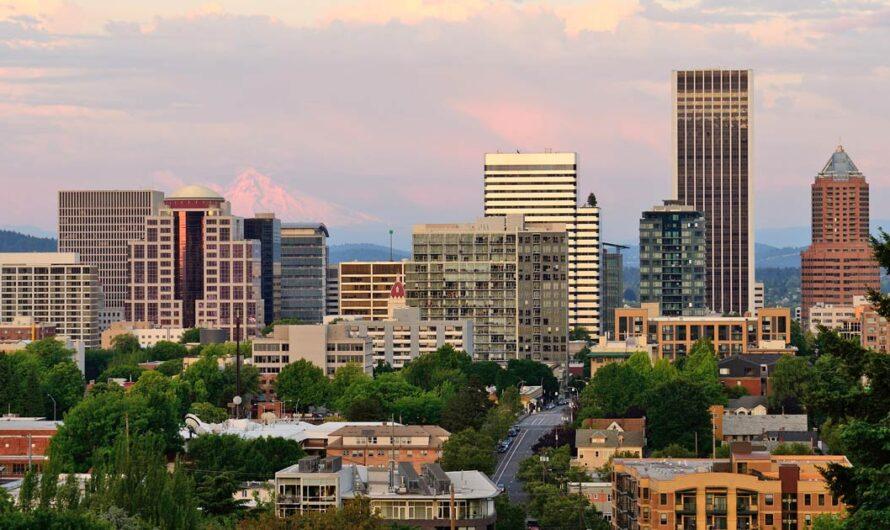 TOP 5 des zones où séjourner à Portland, Oregon (et où ne pas loger) + GUIDE DE L'HÔTEL