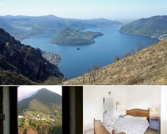 l'un des meilleurs éco-hôtels des lacs du nord de l'Italie