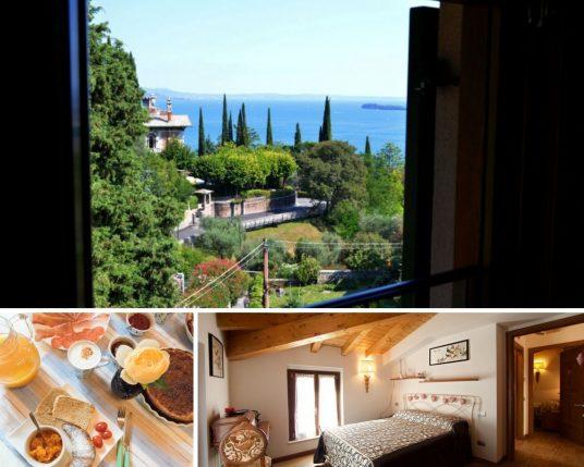 un autre parmi les meilleurs éco-hôtels des lacs du nord de l'Italie