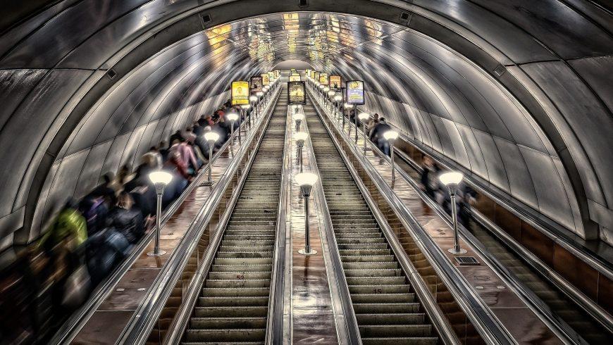 stations de métro à saint-pétersbourg