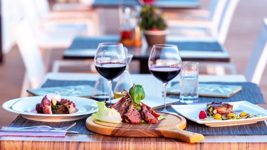 Cuisine locale de la Dalmatie
