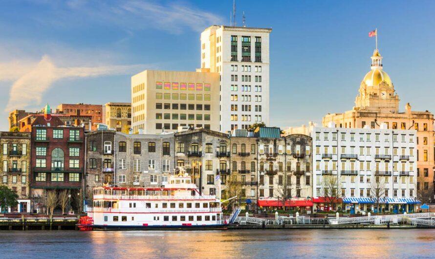 Top 4 des quartiers où séjourner à Savannah, Géorgie