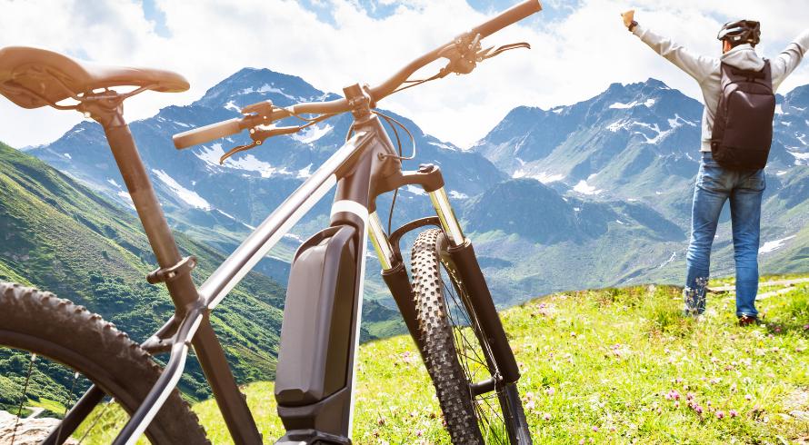 6 Bike Resorts et fabuleux éco-hôtels pour vos vacances en vélo électrique