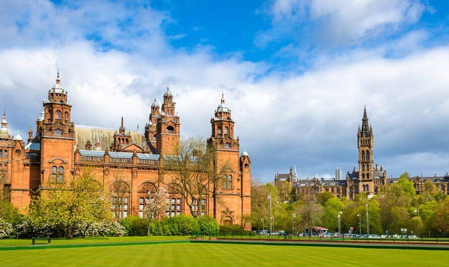 5 meilleurs quartiers où séjourner à Glasgow
