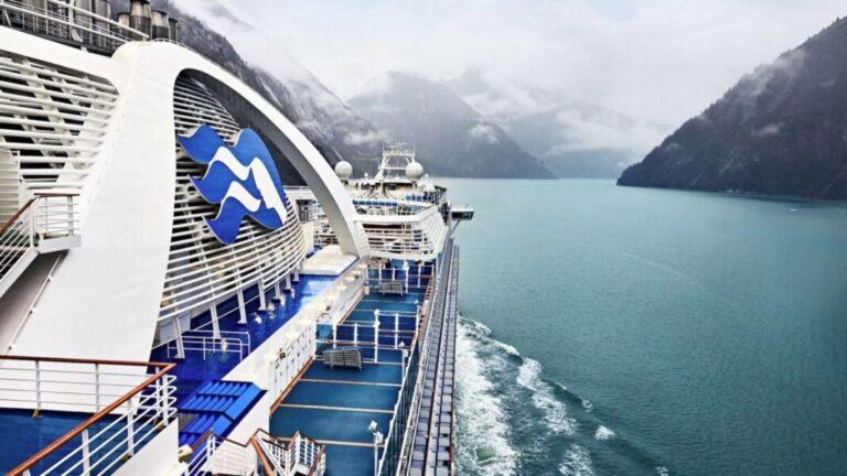 Princess Cruises poursuit son projet de reprendre ses croisières aux États-Unis