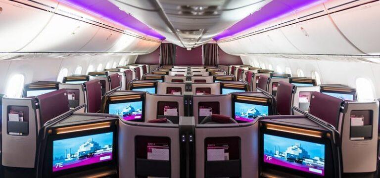 Qatar Airways lance un nouveau Boeing 787-9 Dreamliner avec une nouvelle suite Business Class    eTurboActualités    Les tendances