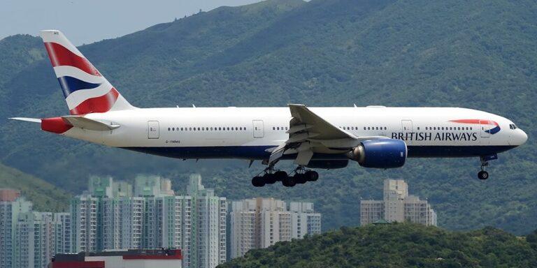 Hong Kong interdit tous les vols de passagers en provenance du Royaume-Uni