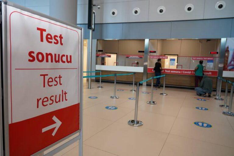 La Turquie interdit les vols directs depuis le Bangladesh, le Brésil, l'Afrique du Sud, l'Inde, le Népal et le Sri Lanka