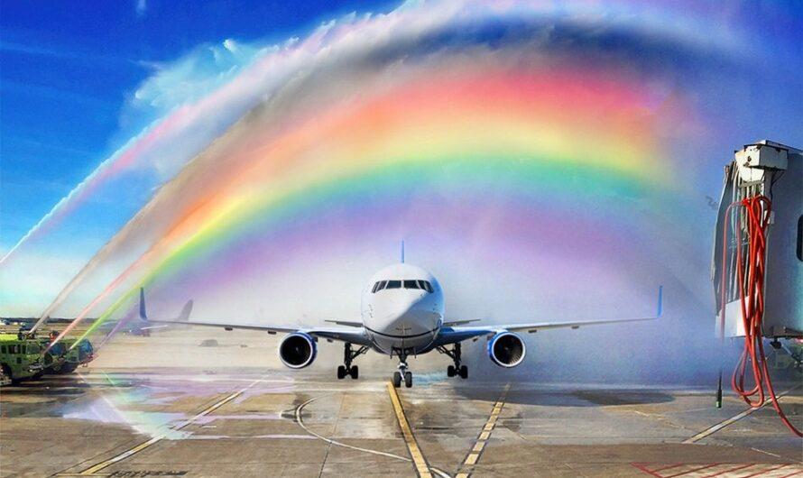 United Airlines, Chase et Visa soutiennent l'égalité LGBTQ +