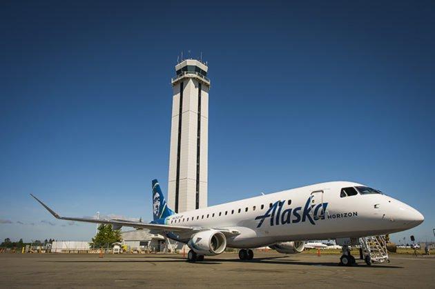 Alaska Airlines reprendra son programme complet à Paine Field d'ici le printemps 2022