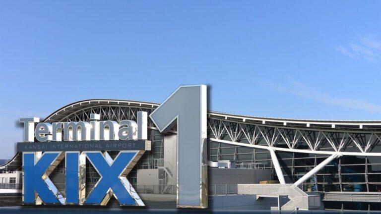 L'aéroport international du Kansai lance la modernisation du terminal 1
