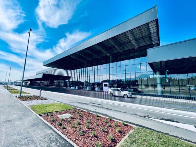 Fraport inaugure un nouveau terminal passagers à Ljubljana