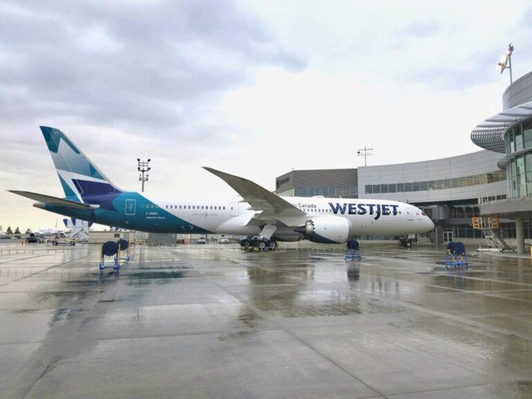 Vols de Calgary à Amsterdam lancés par WestJet