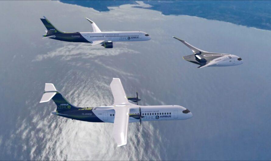 Airbus crée des centres de développement zéro émission en Allemagne et en France