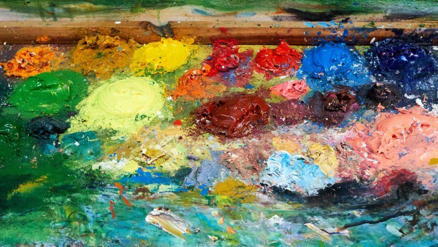 Peintures sans COV