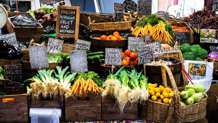 marché fermier